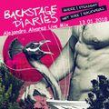 Alejandro Alvarez Live @ Backstage Diaries - 13/01/2018