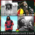 Back To Back 2: Ijahman Bunny Wailer Vaughn Benjamin & I-Wayne - Rewind on HearticalFM