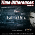Fabio Orru - Host Mix - Time Differences 454 24th January 2021 on TM Radio