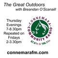 Connemara Community Radio - 'The Great Outdoors' with Breandan O'Scanaill - 19oct2017