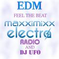 ERSEK LASZLO alias Dj UFO presents MAXXIMIXX Electra radio EDM MUSIC Feel the beat