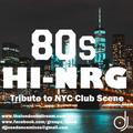 DJose 80s HiNRG Disco LIVE Set Tribute to NYC
