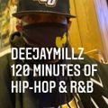 120 MINUTES OF HIP-HOP & R&B