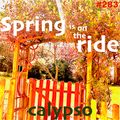 Spring is on the ride
