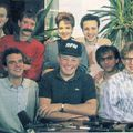 ARCHIVE: Simultané Antenne RFM la Radio Couleur 28.05.1987 - 16h30/20h30 Nicolas Lespaule