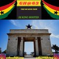 Dj King Ghana @63 mix
