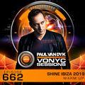 Paul van Dyk's VONYC Sessions 662 - SHINE Ibiza 2019 Warm Up