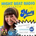 Night Beat Radio #63 w/ DJ Misty