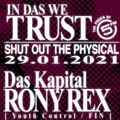 Rony Rex (FIN) - In Das We Trust Exclusive Guestmix [5FM]