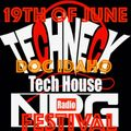 Doc Idaho @ Techneck Tech House Festival 2021