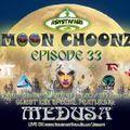 Ashstafari's Moon Choonz 33 - Dj Medusa Guest Mix
