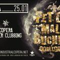 Buchecha @ Industrial Copera Winter Festival - 25.01.2020 - Spain