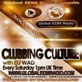 DJ Wad - Clubbing Culture podcast 023 (Guest mix DJ Mark Khoen)