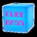 Cube Bass 2.38 Big Fish Little Fish Cardboard Box