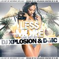 DJ XPLOSION - LESS IS MORE LIVE SET (Hosted By D-Mc) (06-07-13)