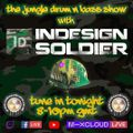 Indesign Soldier – The Jungle D&B Show – Winter Warmer Special  | 09-02-21