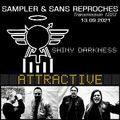 """RADIO S&SR Transmission N°1223 – 13.09.2021 (TOP Of The WEEK SHINY DARKNESS """"Attractive"""" +Interview)"""