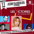 Conexión Francófona - 11-02-2020 - Les Victoires de la Musique 2020