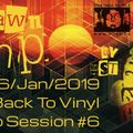 Back To Vinyl Dubstep Sessions #06 @ Radio Tilos, Dawn Tempo 26/Jan/2019