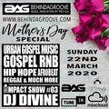 BAG RADIO - THE IMPACT GOSPEL SHOW with DJ DIVINE, Sun 2pm - 4pm (22.03.20)