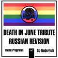 Radio & Podcast : DJ Nederfolk : Avec.Club presents ... Death In June Tribute / Russian Revision
