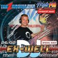 Tanzploschadka - SEASON 2021 -26.02.2021 - part 2 - Guest Session by Dj.Ex-Well