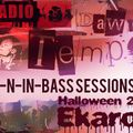 Fall-N-in-bass Sessions # 4 Halloween 2020 ft. Ekaros @ Radio Tilos, Dawn Tempo 31/Oct/2020
