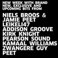 #761 NEW JAMIE PEET & NIELS BROOS   PEARSON SOUND   AIRHEAD   ADDISON GROOVE   KAMAAL WILLIAMS ...