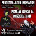 Programa Jilted Generation na Angst Radio Edição 26 - Especial Mês da Consciência Negra