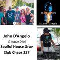 Soulful House Gruv Club Chaos 237