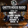 GHETTO HOUSE RADIO 678