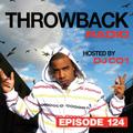 Throwback Radio #124 - DJ Myk (End Of Summer Mix)