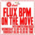 Flux Bpm On The Move with Dimitri on 1mix 14-7-2021