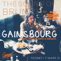 The Sound Of Brunch #7 Special Gainsbourg, Campus FM, 07 Mars 2021