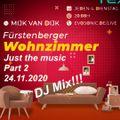 Mijk van Dijk DJ Set for evosonic radio, Fürstenberger Wohnzimmer,  2020-11-24, Part 2