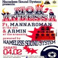 Moa Anbessa in session at Nuff Nuff Club Cesena 04/02/2017