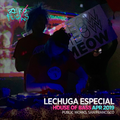 Lechuga Especial @ House of Bass: Boots & Cats - Public Works SF - March 2019