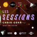 Chris Geka @ [Les Sessions] Radio U