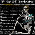 Sunday 19-9-21 Clear-Cutz on Energy