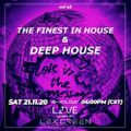 The Finest in House & Deep House vol 46 mixed by LEX GREEN