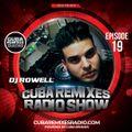 Mixshow Episode 19 - DJ Rowell