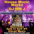 DJ WM J - HOUZE MUZIC WERKZ
