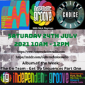 Independent Groove #157 - July 2021