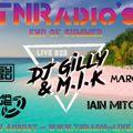 DJ Gilly b2b M.I.K! @ TNR's End of Summer 28th August