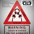 ODDS N EVENS Presents - Traffic Island Discs with Special Guest - Ludo Hunter- Tilney