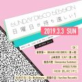 SUNDAY DISCO SESSION 2019.3.3 Part 4 of 4