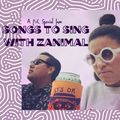 p&c special: songs to sing with zanimal