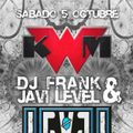 Oasis Club Teatro Frank & Javi Level  Fiestas del Pilar 2013
