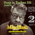 Deep in Techno 195 (14.06.21)