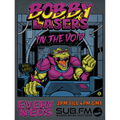 Bobby Lasers In The Void - Guest Mix Tribe Steppaz 10th Feb 2021 SubFM